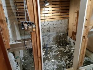 浴室・解体