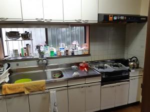 キッチン(前)