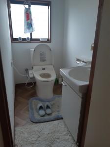 二階トイレ(完)